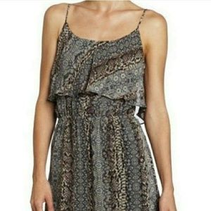 🌺 Karen Kane Fully Lined Maxi Dress EUC